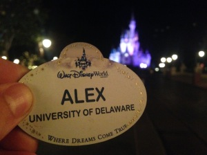 Alex's Name Tag