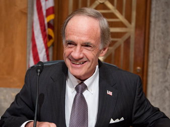 Photo of Senator Tom Carper